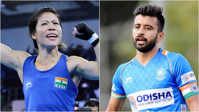 mary-kom-manpreet-singh-to-be-indias-flag-bearers-at-tokyo-olympics-opening-ceremony